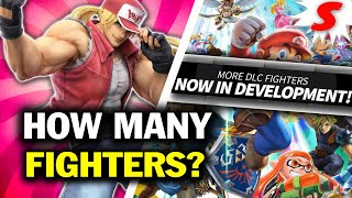 How Many More DLC Fighters Will be in Super Smash Bros Ultimate? | Siiroth