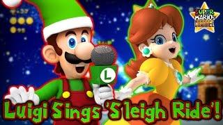 SMC Christmas Special: Luigi Sings Sleigh Ride!