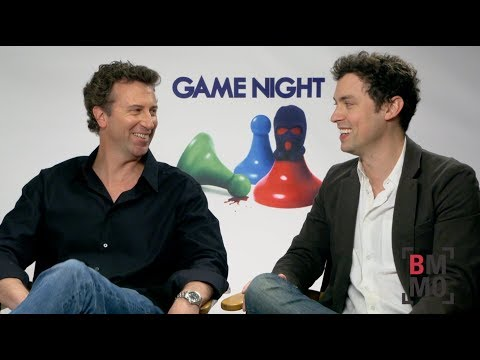 Jonathan Goldstein & John Francis Daley Interview - Game Night Mp3