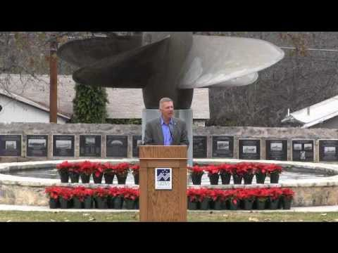 Pearl Harbor Ceremony 2012 | National Museum of the Pacific War