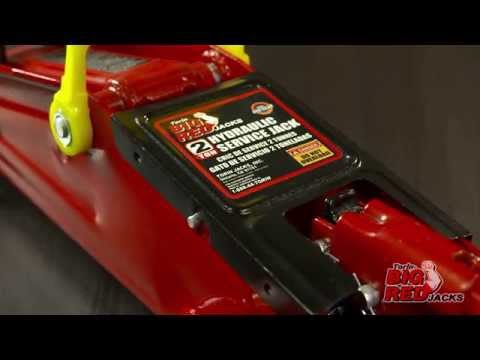 How to Bleed a Jack - trolley jack