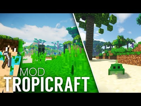1 7 10] Tropicraft Mod Download | Planeta Minecraft