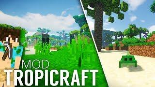 Mod Review: Tropicraft v7! | Minecraft 1.10.2