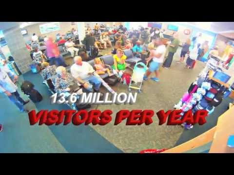 Destin-Ft Walton Beach, FL. VPS Airport Market Video