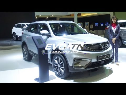 Proton X70 Full In Depth Walk Around Review | Evomalaysia.com