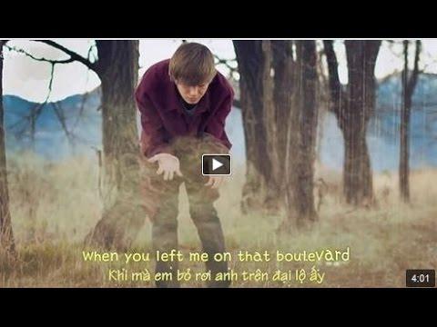 Boulevard | Dan Byrd - Lyrics [HD Kara+Vietsub]  - Cực chất và phê!