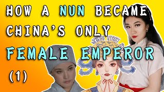How a Nun Became China's Only Female Emperor (1) - Xiran Talks Chinese History: Wu Zetian (Part 1)