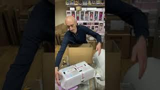 Как мы упаковываем кукол для отправки почтой. Магазин Cdolls
