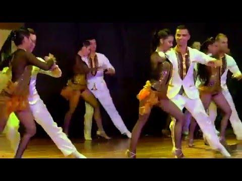 Vitango | Elenco Principal - Cachondea (Salsa 2015)
