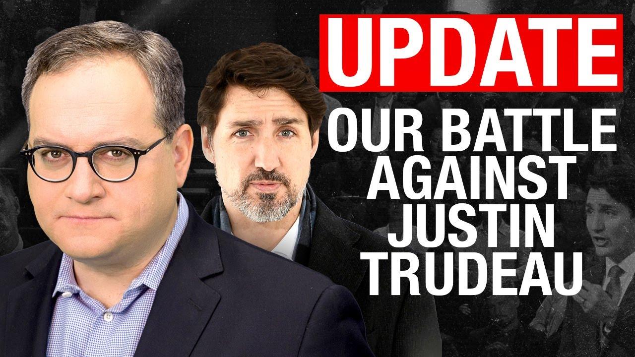Ezra Levant: What happened in court today, battling Trudeau | LetUsReport.com