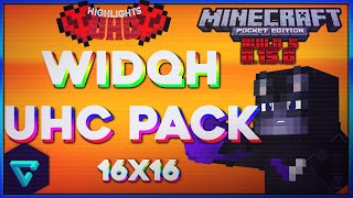 La Mejor Textura Para UHC Minecraft PE 0.14.2-0.15.0 (POCKET EDITION) -  Widqh UHC Pack- Epic