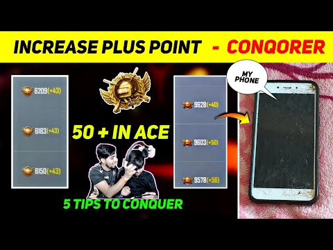 Download how to increase plus point season 11 in pubg mobile lite । 5 tips to get more plus point pubg lite