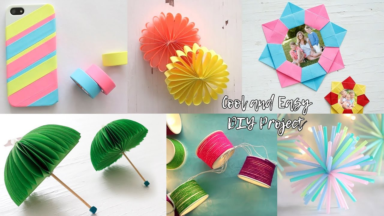 craft useful diy cool projects things fast