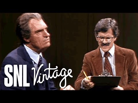 Richard Nixon on 60 Minutes Cold Open  SNL