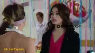 Dani cuida a Juan enfermo - Escenas Daniela - cap 149 (Lali Espósito)