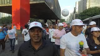 Coren SP - Manifestação 2018