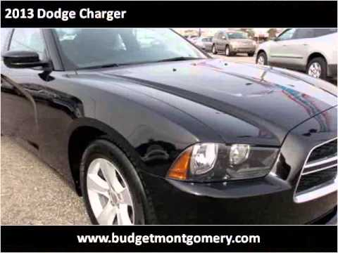 2013 dodge charger used cars montgomery al youtube. Black Bedroom Furniture Sets. Home Design Ideas