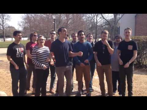 Haverford College 'Ford S-Chords - Mary Anne [Spring Tour 2014]