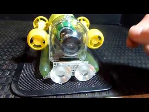 Custom Model: ROV Submersible