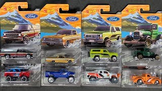 Lamley Showcase: What is the must-have model in the new Hot Wheels Ford Truck Set?