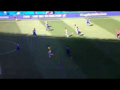 Colombia - Greece 0-3 GOAL RODRIGUEZ 14/06/14