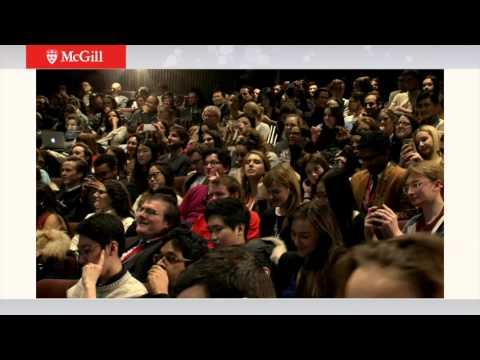 United Nations Secretary General addresses McGill University (OFFICIAL version)