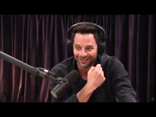 Joe Rogan- Nick Kroll On His Show Big Mouth