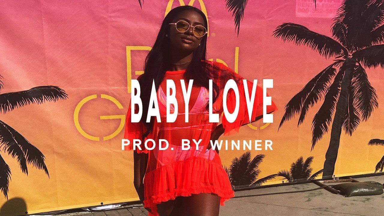 free Afro trap AFROBEAT instrumental 2018 (BABY LOVE ) Instru afrotrap 2018