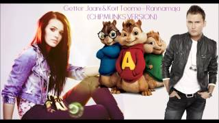 Getter Jaani & Koit Toome - Rannamaja (CHIPMUNKS VERSION)