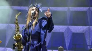 PJ Harvey - The Ministry of Social Affairs (Concert Live Full HD) @ Nuits de Fourvière, Lyon France
