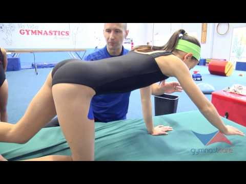 Gymnast Care's Core Control Phase 1