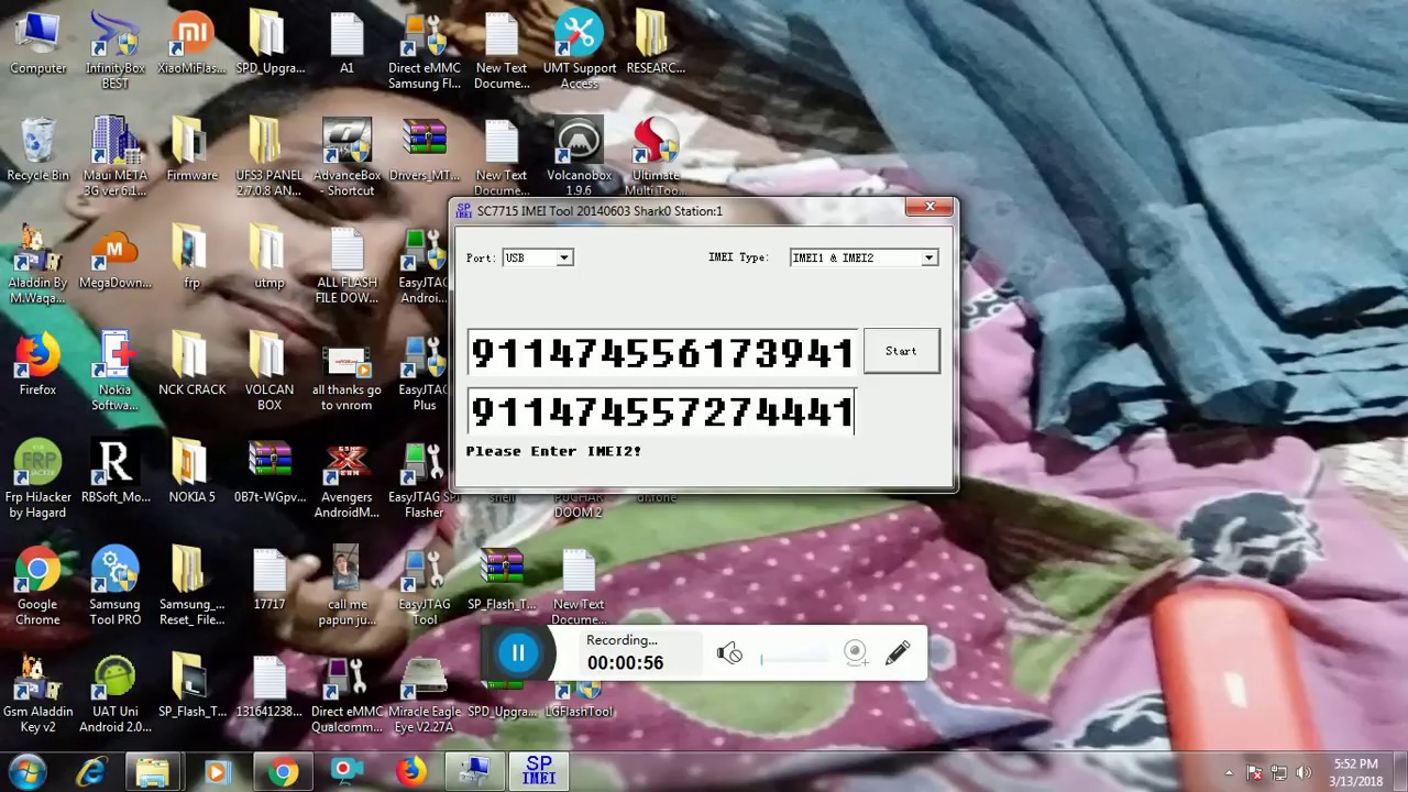 how to spd cpu sc7731g imei repair 1000