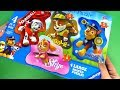 PAW Patrol Characters 4 Large Shaped PuZzles we Unbox & Collect