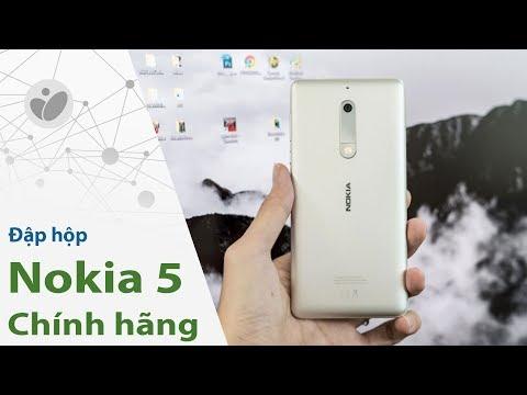 Trên tay Nokia 5 chính hãng   Tinhte.vn