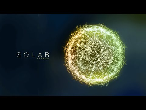 Graphic Design - Adobe Illustrator/Photoshop - SOLAR webbed