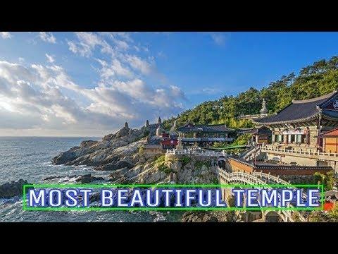 Most Beautiful Temple in Korea _ HAEDONG YONGGUNGSA TEMPLE