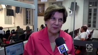 DIRETO DA SESSÃO - Jamila aborda vagas de recuo em seus requerimentos
