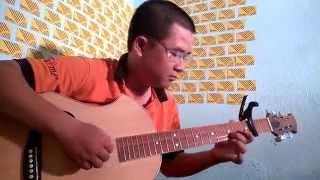 Khi giấc mơ về - St :Đức Trí - Hoàng Như Định guitar
