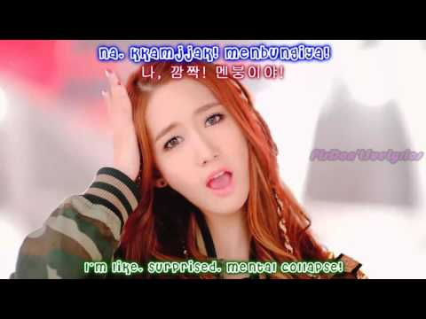 SNSD - I Got A Boy 【Romaji•Hangul•English】 Lyrics [1080p 60fps]