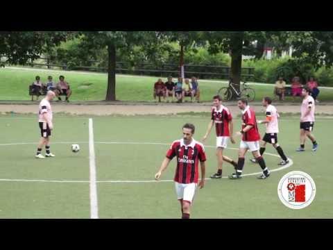 Milano Due - Finale 3°/4° Posto Champions League: Milan 5 - Autolavaggio Segrate 1