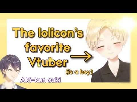 [Eng Subs] The Lolicon's Fav Vtuber is a Boy: Kenmochi Touya and Suzuya Aki [Nijisanji]