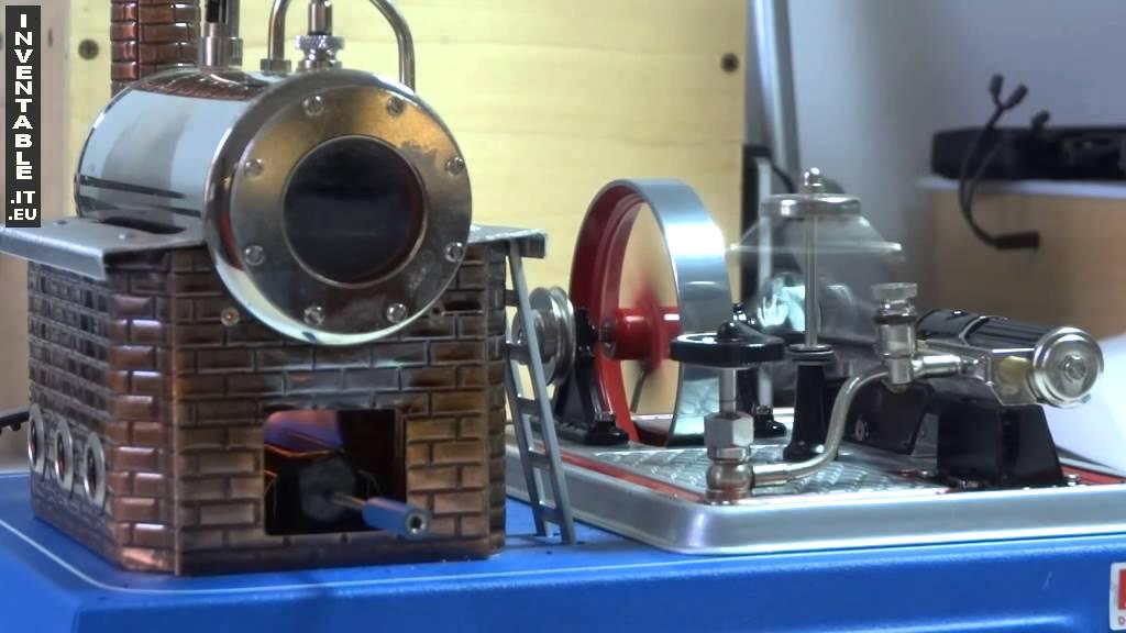 Máquina A A VaporInventable La La VaporInventable Máquina W2beH9YEDI