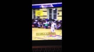 Ivan Radonjic Forest Hills High School Basketball Highlights '14-'15