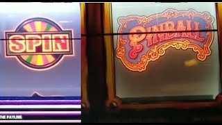 $50/spin Wheel of Fortune+Pinball JACKPOT High Limit Slots