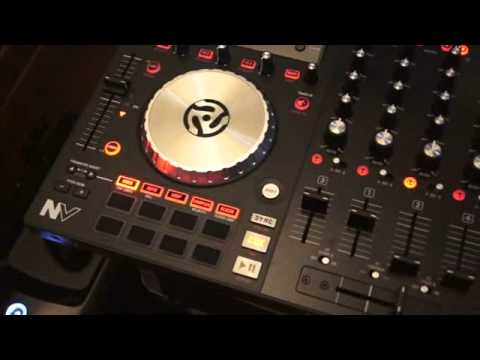 NUMARK NV TUTORIAL ON THE CHANNEL FADER START FUNCTION