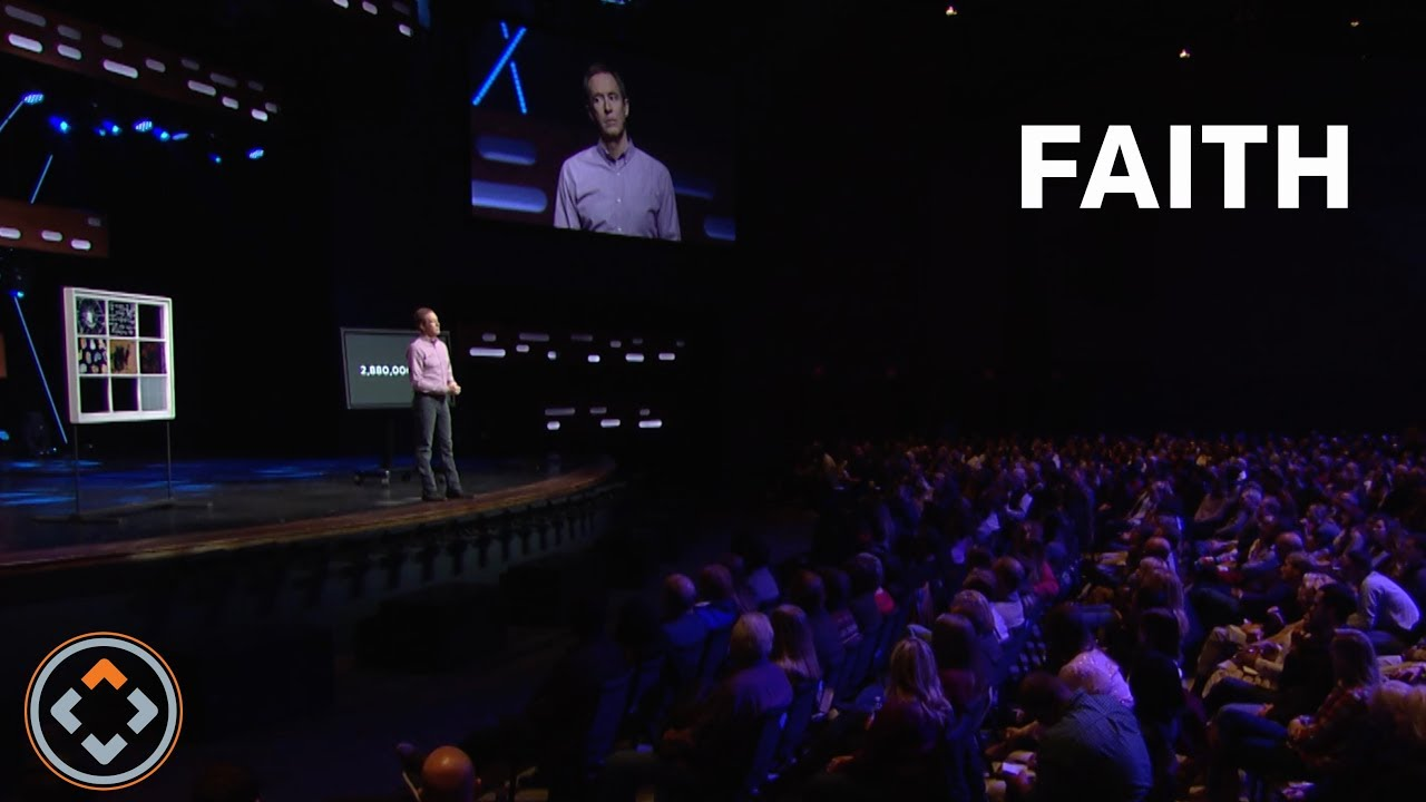 What It Means To Have Faith | ANDY STANLEY