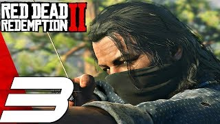 Red Dead Redemption 2 - Gameplay Walkthrough Part 3 - Bandits Ambush & Jack Marston (PS4 PRO)