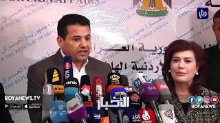 الأردن والعراق يبحثان تطوير المنفذ الحدودي المشترك لتسهيل النقل والتجارة - (19-2-2018)