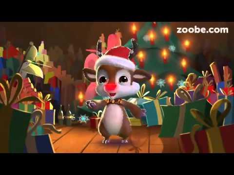 ZOOBE зайка Поздравление С Новым Годом ! - Как поздравить с Днем Рождения