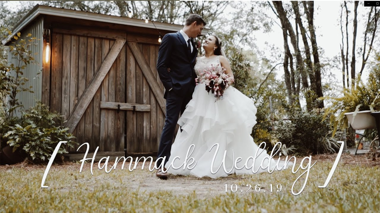 Hammack Wedding | October 26, 2019